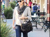 Jessica Alba : Même en tenue du dimanche, elle n'oublie jamais la mode !