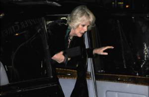 Le Prince Charles et Camilla violemment agressés par des étudiants !
