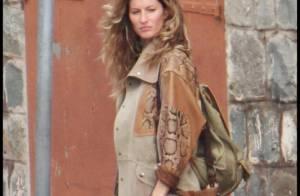 Quand Gisele Bündchen pique le secret mode de Sienna Miller... c'est sublime !