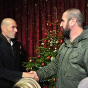 Zinedine Zidane/Eric Cantona : Le choc des titans !