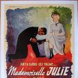 Mademoiselle Julie d'Alf Sjöberg