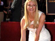 Gwyneth Paltrow à genoux en robe couture devient une étoile immortelle !