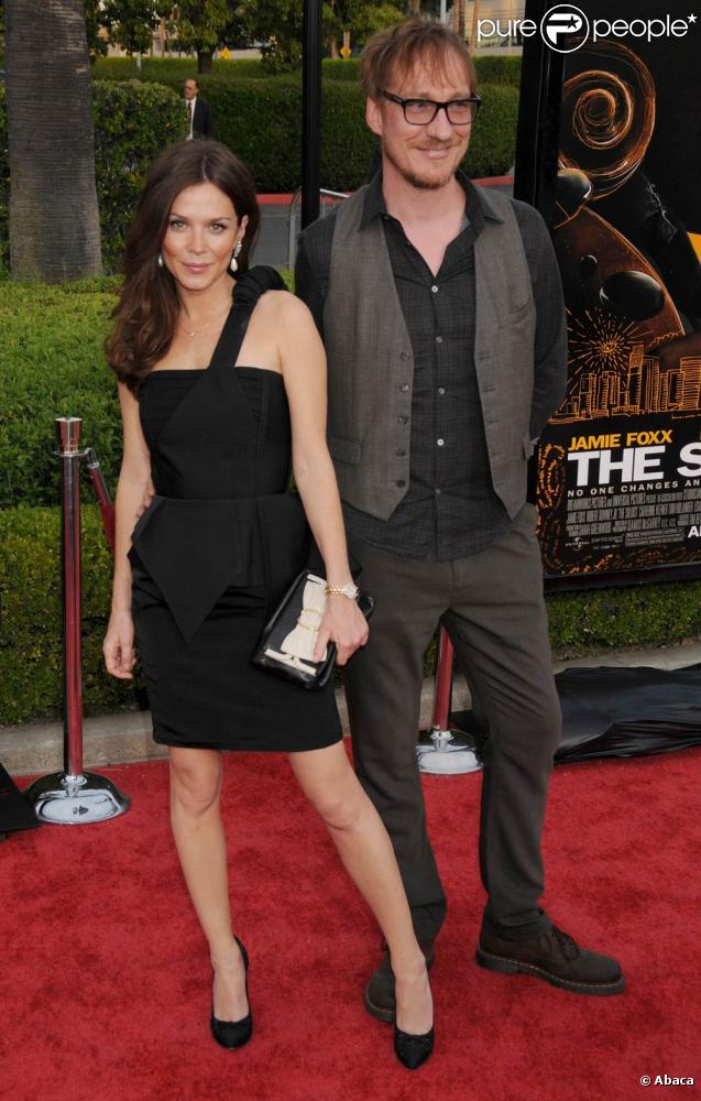 Anna Friel et David Thewlis