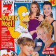 Le magazine  Télé 7 Jours , en kiosques lundi 20 décembre.