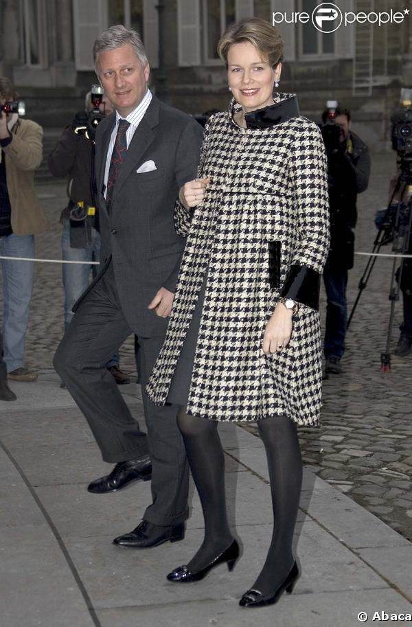 Prince Philippe et Mathilda