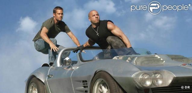 Des images de  Fast Five , en salles le 4 mai 2011.