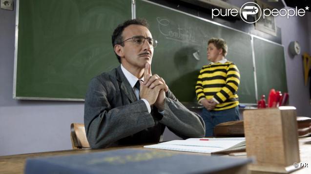 Le film L'Elève Ducobu avec Elie Semoun et Vincent Claude