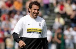 Le grand Alessandro Del Piero... papa pour la troisième fois !