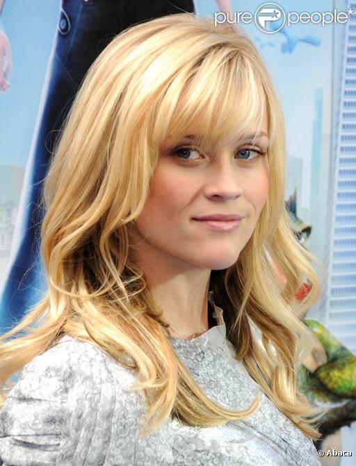 Reese Witherspoon en mars 2009 lors d'une première à Los Angeles