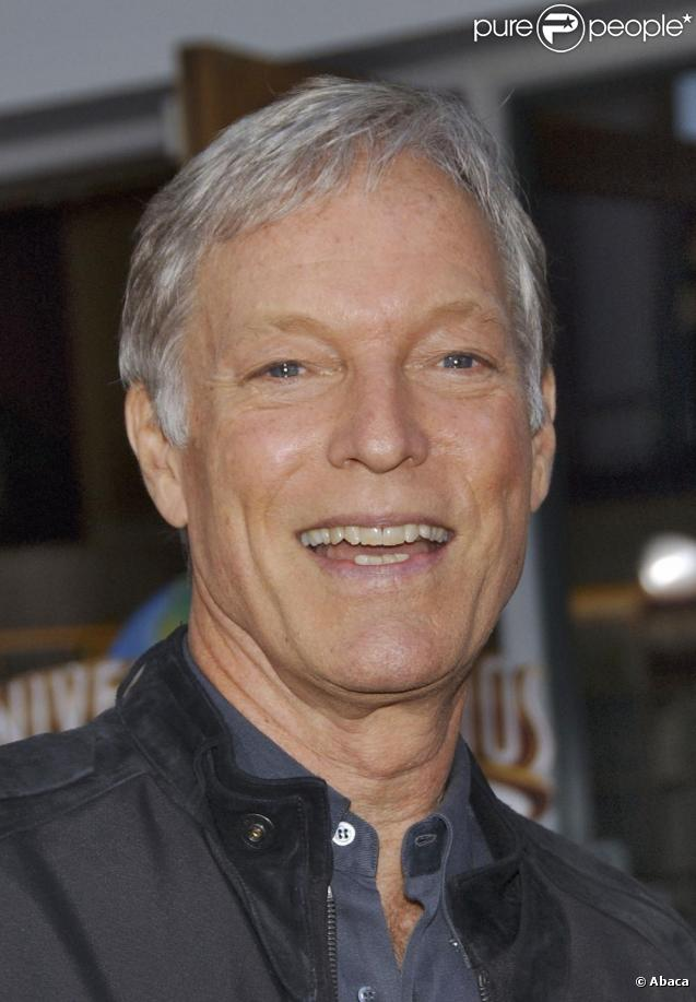 Richard Chamberlain couple