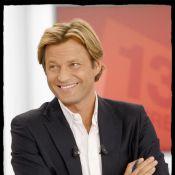 """Laurent Delahousse : """"La phrase qui me déstabilise ? Je t'aime"""" !"""