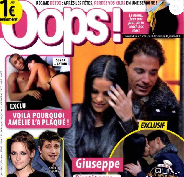 Le magazine Oops!, en kiosques vendredi 31 décembre.