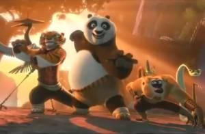 Kung Fu Panda 2 : Toujours plus farfelu avec ses sympathiques amis !
