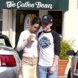 Après huit ans, fin de l'histoire d'amour entre Macaulay Culkin et Mila Kunis, janvier 2011.