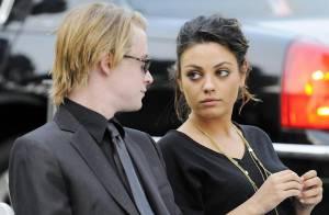 Mila Kunis et Macaulay Culkin : Après huit ans, fin de l'histoire d'amour !