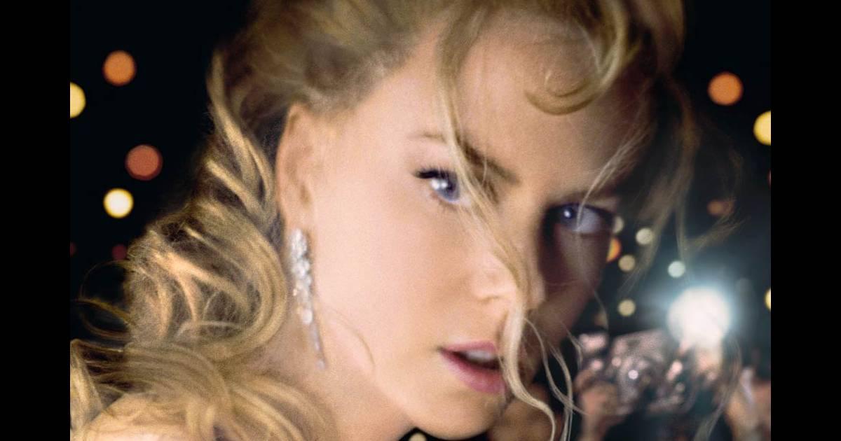 Nicole Kidman en 2004 pour le N°5 de Chanel