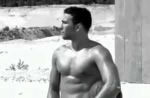 Adil Rami : Le Lillois se déshabille... Sera-t-il plus sexy que les rugbymen ?