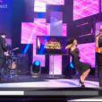 La fête de la chanson sur France 3 : ue jolie chute de Jenifer !