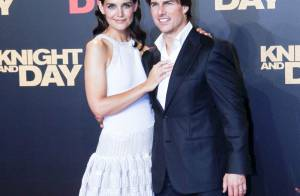 Katie Holmes et Tom Cruise boycotteront les Oscars... à cause de Anne Hathaway !