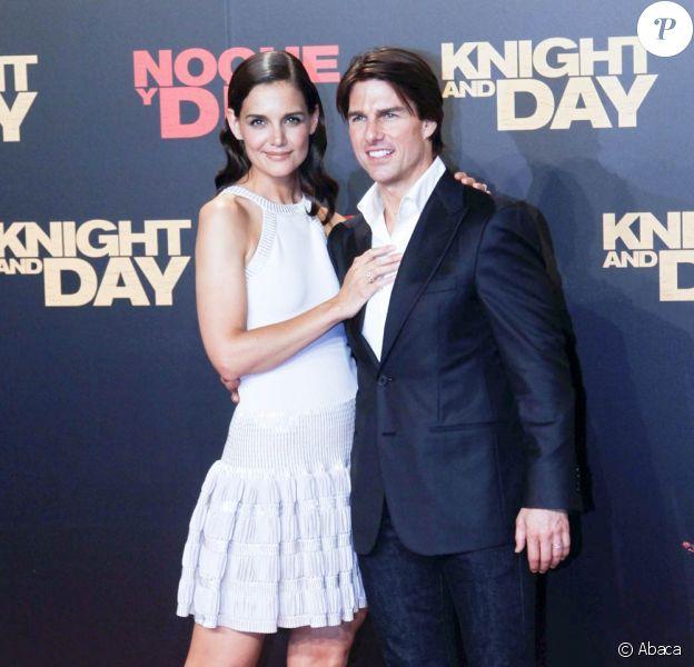 Katie Holmes et Tom Cruise boycotteront les Oscars le 27 février 2011.