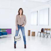 """Claire Dhelens : La modeuse et ex d'Alain Chamfort présente son nouveau """"bébé""""!"""