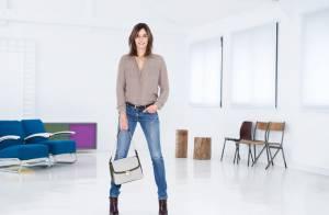 Claire Dhelens : La modeuse et ex d'Alain Chamfort présente son nouveau
