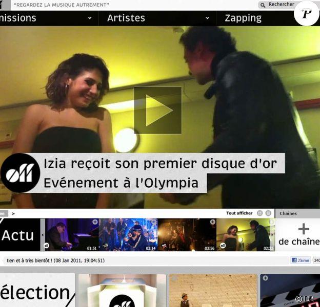Off TV, la web TV officielle d'Universal Music France, a été lancée le 11 janvier 2011 et fait de l'innovation son pari audacieux, en déclinant l'actu artistique en vidéo...