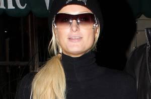 Paris Hilton : Amoureuse et fière de l'être... mais un régime s'impose !