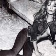 Kate Moss pour la campagne Liu Jo