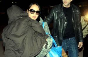 Nicolas Cage : Sa femme a failli crever l'oeil de son fils...