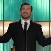 Golden Globes : L'hilarant Ricky Gervais scandalise Hollywood avec ses blagues !