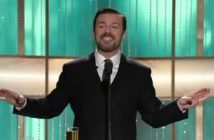 Golden Globes : L'hilarant Ricky Gervais scandalise Hollywood avec ses blagues !