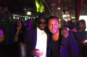 P. Diddy : Il a mis le feu au VIP Room, chez Jean-Roch !