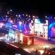 Dans l'oeil des Enfoirés , spectacle présenté à Montpellier, le 26 janvier 2011