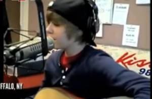 Justin Bieber : Comment il a obligé les radios à passer ses chansons...