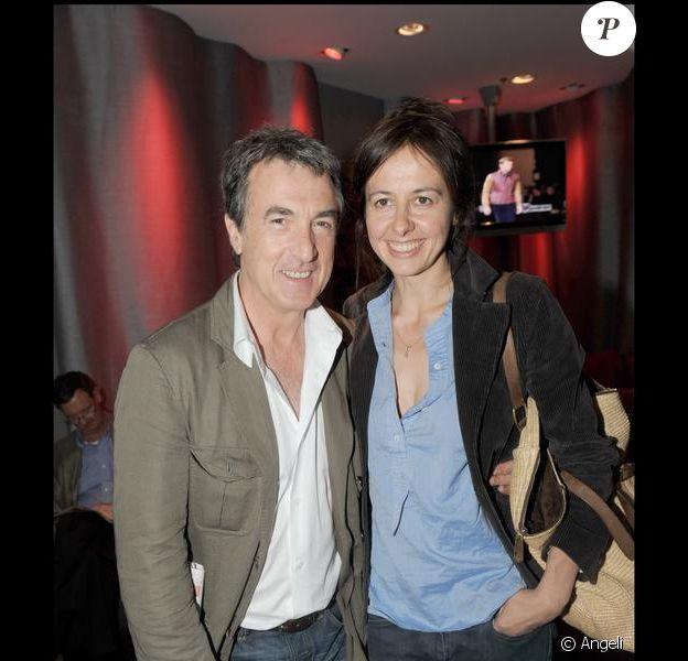 François Cluzet et Valérie Bonneton en juin 2009