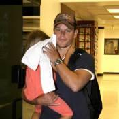Matt Damon, overbooké, il prend le temps de chouchouter sa fille !
