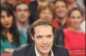 Nicolas Bedos: Après avoir taclé Sarkozy et la police, il arrête la télé ? Non !