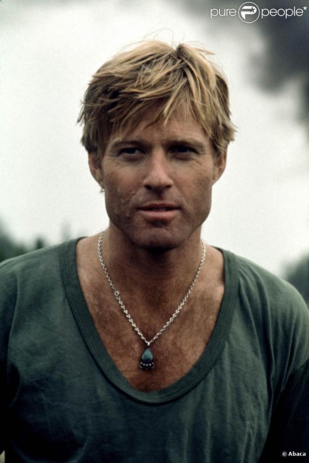 Robert Redford Brad Pitt Le grand Robert Redfor...