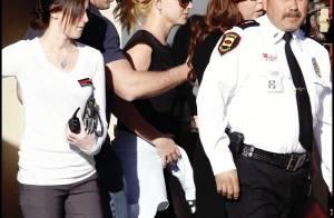 Britney Spears s'entraîne dur pour son come-back, et fait taire la rumeur !
