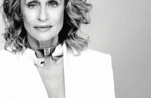 Lauren Hutton : A 67 ans, c'est une égérie de choc !