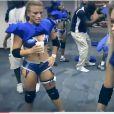 Quand l'équipe des Dallas Desire s'entraîne en petite tenue...