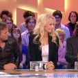 Adriana, André et David sur le plateau du Grand Journal sur Canal + (8 février 2011)