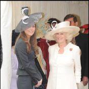 Kate Middleton et Camilla Parker Bowles : Déjeuner entre filles !