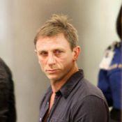 Daniel Craig : Pâle et cerné, il est méconnaissable !