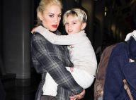 Gwen Stefani et Kingston : Après l'effort, le réconfort !