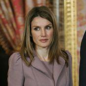 Letizia d'Espagne rayonnante aux côtés de sa belle-famille et son prince !