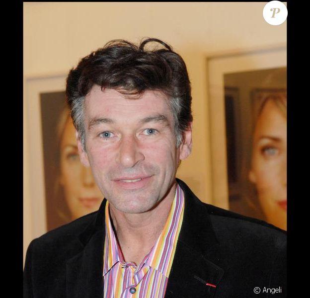 Patrick Dupond en 2007, à Paris;