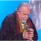César 2011 : Michael Lonsdale obtient le prix du meilleur second rôle masculin !