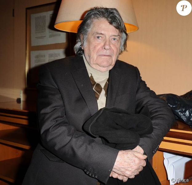 Jean-Pierre Mocky, nouveau propriétaire du cinéma L'Action Ecole à Paris